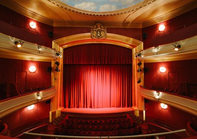 Oriole's Theater Menu